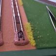 線路際の工作